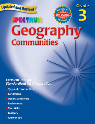 Geography, Grade 3: Communities