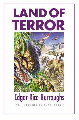 Land of Terror (Pellucidar, #6)