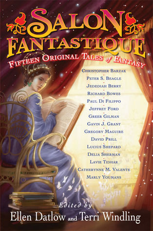 Salon Fantastique: Thirty Original Tales of Fantasy