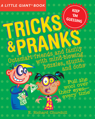 Tricks & Pranks (A Little Giant Book)
