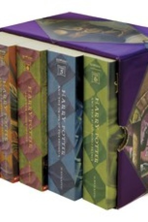 The Harry Potter Collection (Harry Potter, #1-6) pdf books