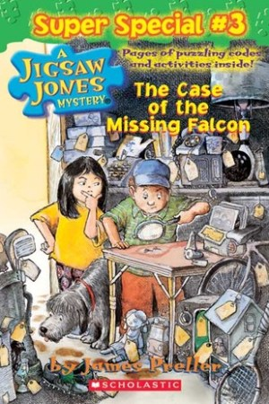 The Case of the Missing Falcon (Jigsaw Jones Super Special, #3)