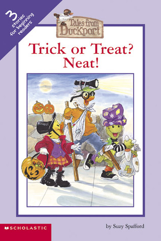 Trick-or Treat? Neat!