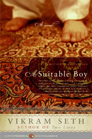 A Suitable Boy (A Suitable Boy, #1)