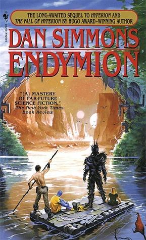 Endymion (Hyperion Cantos, #3)
