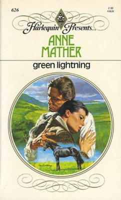 Green Lightning by Anne Mather