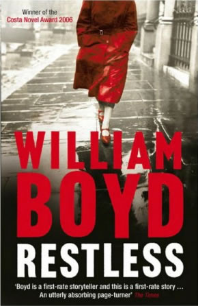 Image result for restless william boyd
