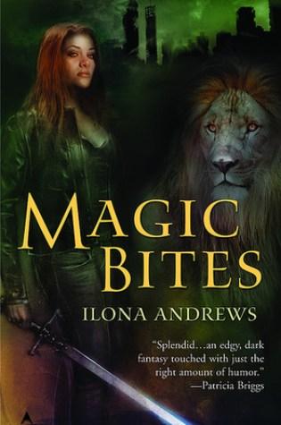 Magic Bites (Kate Daniels #1) – Ilona Andrews