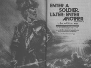 Enter a Soldier. Later: Enter Another