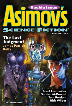 Asimov's Science Fiction, April/May 2012