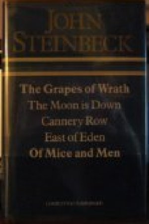 The Grapes of Wrath/The Moon is Down/Cannery Row/East of Eden/Of Mice & Men pdf books