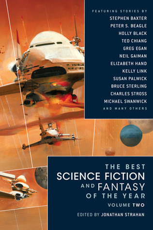 The Best Science Fiction and Fantasy of the Year, Volume 2