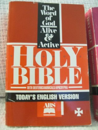 The Word of God Alive & Active Holy Bible
