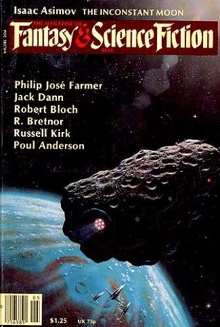The Magazine of Fantasy & Science Fiction, May 1979 (The Magazine of Fantasy & Science Fiction, #336)