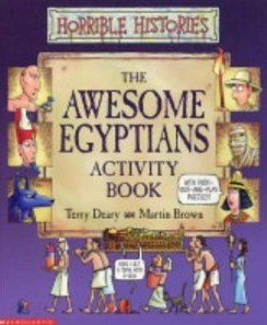 Awesome Egyptians Activity Book