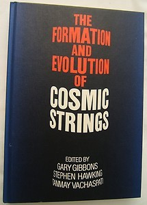 The Formation and Evolution of Cosmic Strings