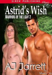 Astrid's Wish (Warriors of the Light #2) Pdf Book