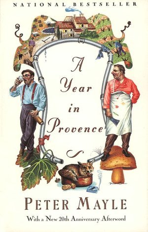 Image result for a year in provence peter mayle