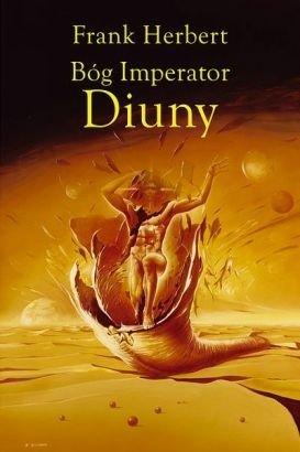 Bóg Imperator Diuny (Kroniki Diuny, #4)