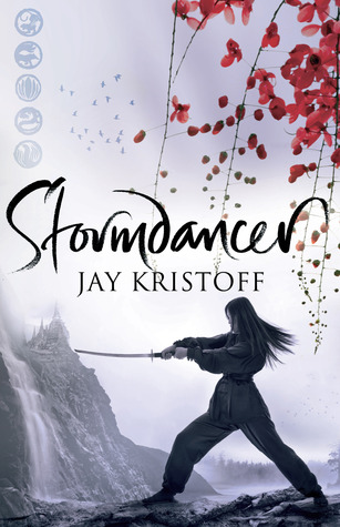 Stormdancer (The Lotus Wars, #1)