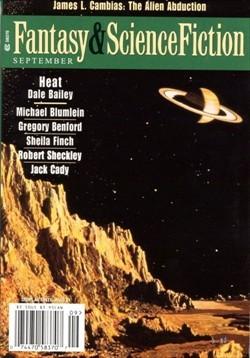 Fantasy & Science Fiction, September 2000 (The Magazine of Fantasy & Science Fiction, #588)