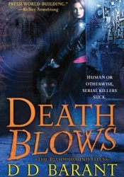Death Blows (The Bloodhound Files, #2) Pdf Book