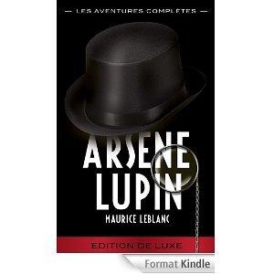 Arsène Lupin - Les Aventures Complètes