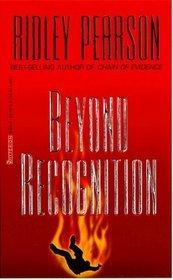 Beyond Recognition (Boldt/Matthews, #4)