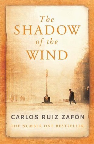 March madness, Shadow of the Wind book