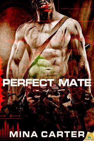 Perfect Mate (Project Rebellion, #1)