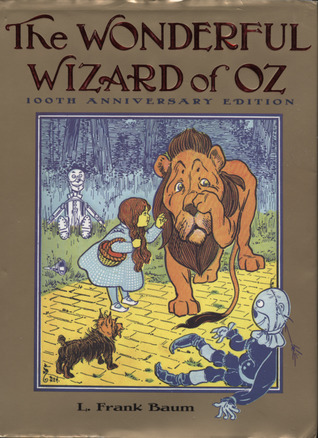 The Wonderful Wizard of Oz (Books of Oz, #1)
