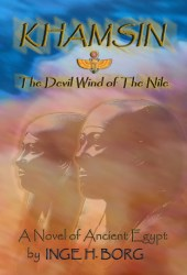 Khamsin The Devil Wind of the Nile (Legends of the Winged Scarab, #1)