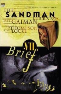 Brief Lives (The Sandman, #7)