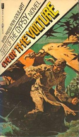 Eye of the Vulture (Weird Heroes Volume 7)
