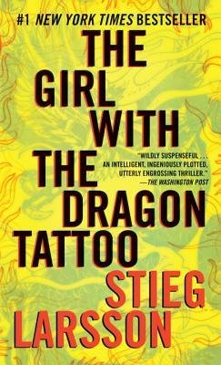 Image result for girl with dragon tattoo book cover