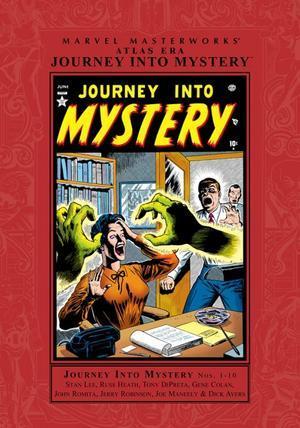 Marvel Masterworks: Atlas Era Journey into Mystery, Vol. 1