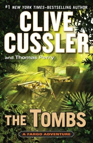 Image result for cussler the tombs