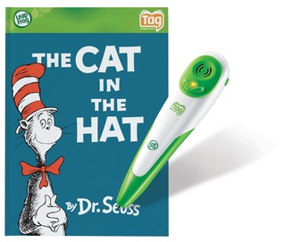 Tag Book: The Cat In The Hat By Dr. Seuss (Leap Frog Tag Reading System Storybook Series)