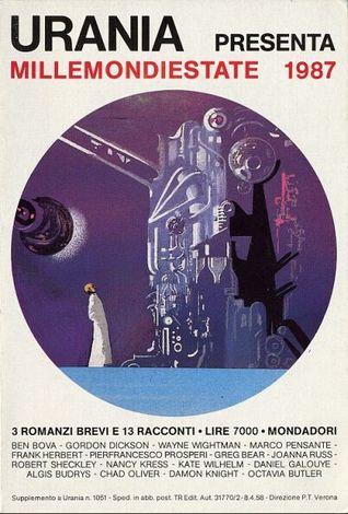 Millemondiestate 1987: 3 romanzi brevi e 13 racconti