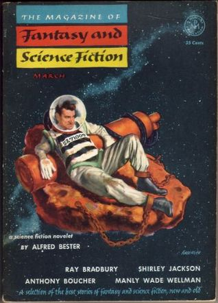 The Magazine of Fantasy and Science Fiction, March 1954 (The Magazine of Fantasy & Science Fiction, #34)
