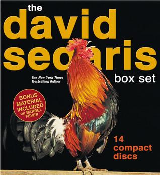 David Sedaris - 14 CD Boxed Set