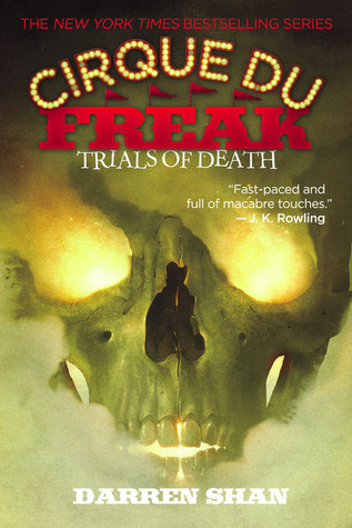 Image result for trials of death darren shan goodreads
