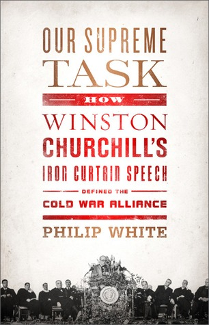 Image result for churchill's iron curtain speech book