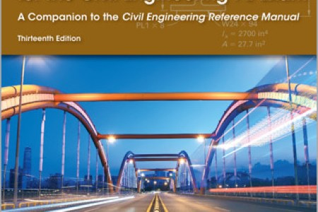 Civil engineering reference manual for the pe exam th ed free best engineering books of all time bookauthority book cover of michael r lindeburg pe mechanical engineering reference manual for the pe practice problems fandeluxe Images