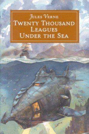Reading books Twenty Thousand Leagues Under the Sea (Extraordinary Voyages, #6)