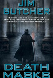 Death Masks (The Dresden Files, #5) Pdf Book
