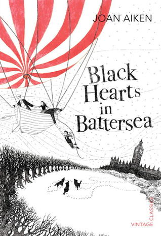 Black Hearts in Battersea (The Wolves Chronicles, #2)