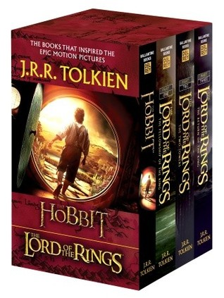 J.R.R. Tolkien 4-Book Boxed Set: The Hobbit and The Lord of the Rings (The Lord of the Rings 0-3) Ebook Download