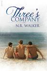 Three's Company by N.R. Walker