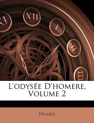 L'Odysée D'Homere, Volume 2